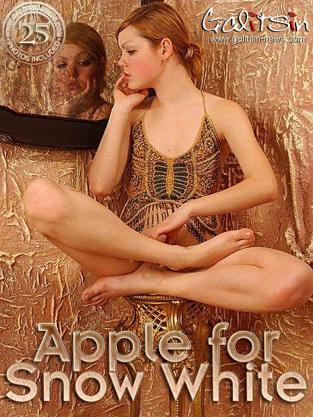 Liza - `Apple For Snow White` - by Galitsin for GALITSIN-NEWS