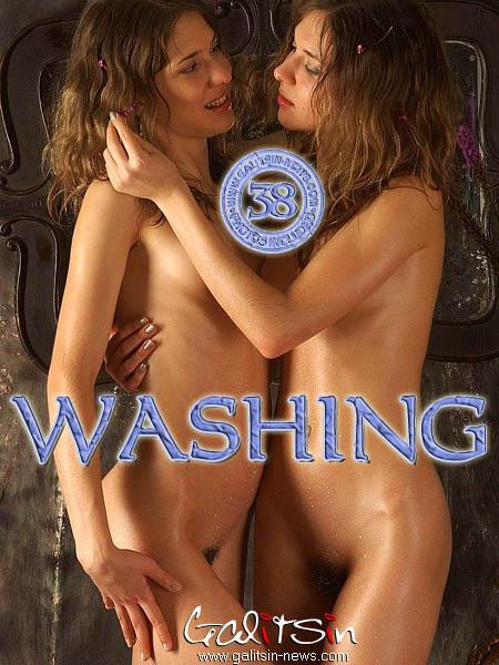 Twins - `Washing` - by Galitsin for GALITSIN-NEWS