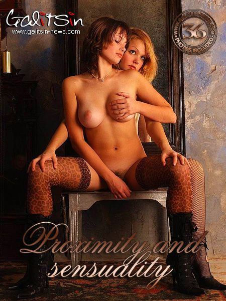 Katia & Liza - `Proximity And Sensuality` - by Galitsin for GALITSIN-NEWS