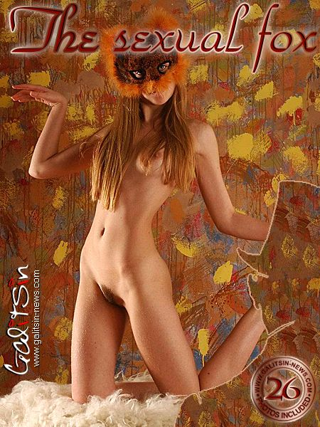 Heline - `The Sexual Fox` - by Galitsin for GALITSIN-NEWS