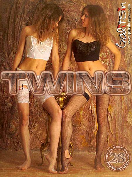 Twins - `Twins` - by Galitsin for GALITSIN-NEWS