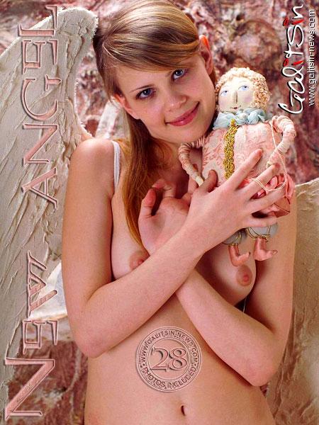 Krista in New Angel gallery from GALITSIN-NEWS by Galitsin