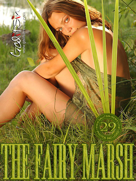 Tamara - `The Fairy Marsh` - by Galitsin for GALITSIN-NEWS