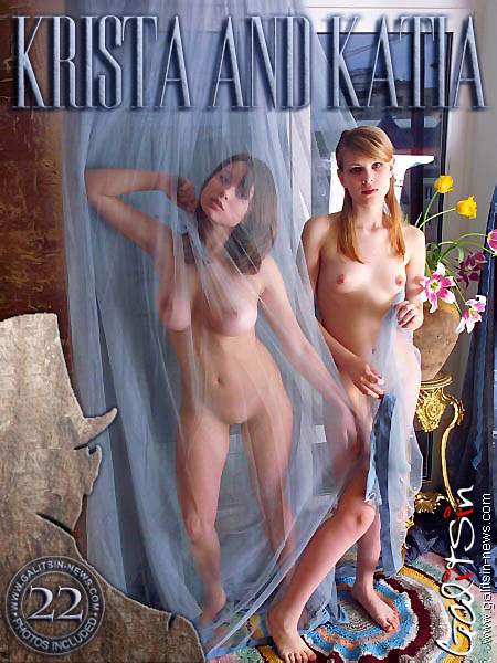 Katia & Krista - `Krista And Katia` - by Galitsin for GALITSIN-NEWS