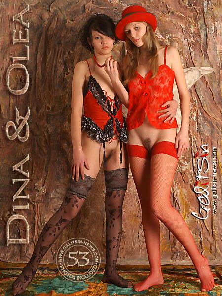 Dina & Olea - `Dina & Olea` - by Galitsin for GALITSIN-NEWS