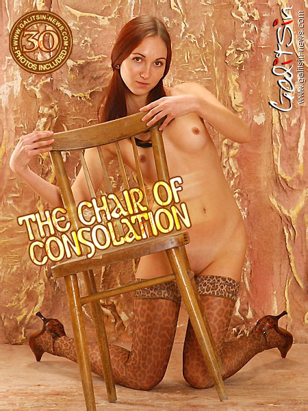 Danielle - `The Chair Of Consolation` - by Galitsin for GALITSIN-NEWS