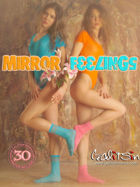 Twins - `Mirror Feelings` - by Galitsin for GALITSIN-NEWS