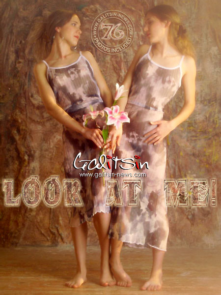 Twins - `Look At Me!` - by Galitsin for GALITSIN-NEWS