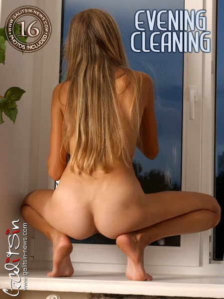 Alice - `Evening Cleaning` - by Galitsin for GALITSIN-NEWS
