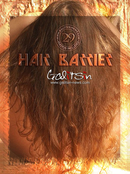 Adel - `Hair Barrier` - by Galitsin for GALITSIN-NEWS