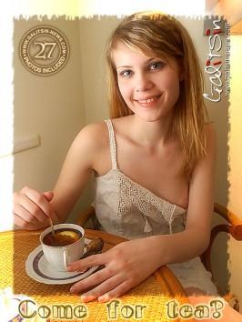 Krista from GALITSIN-NEWS