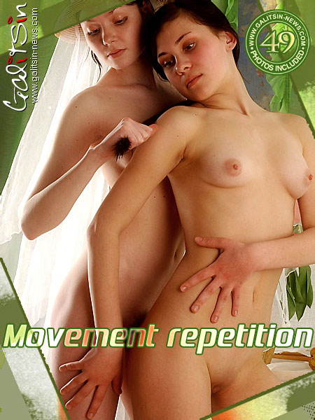 Kamila & Nikita - `Movement Repetition` - by Galitsin for GALITSIN-NEWS