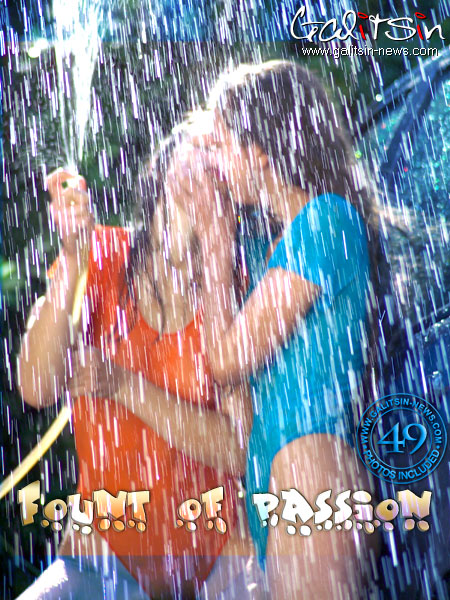 Lina & Valentina - `Fount Of Passion` - by Galitsin for GALITSIN-NEWS