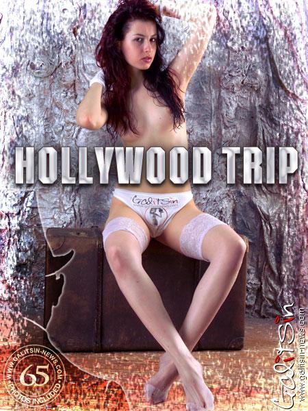 Nusia - `Hollywood Trip` - by Galitsin for GALITSIN-NEWS