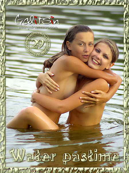 Alice & Krista - `Water Pastime` - by Galitsin for GALITSIN-NEWS