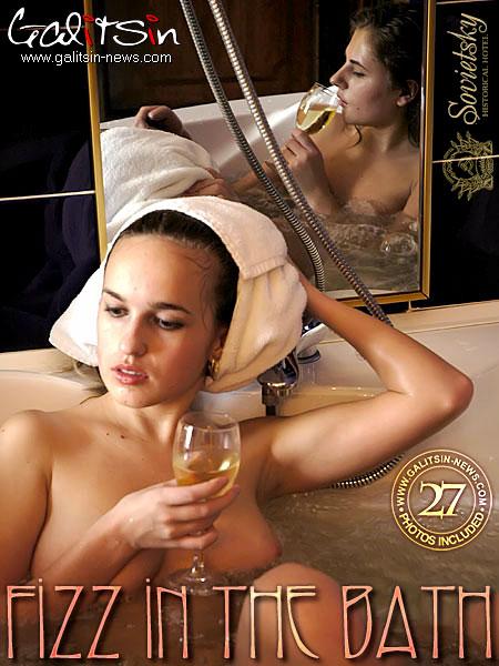 Kristina&Nastya - `Fizz In The Bath` - by Galitsin for GALITSIN-NEWS