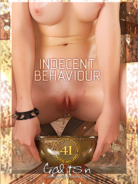 Olea - `Indecent Behaviour` - by Galitsin for GALITSIN-NEWS
