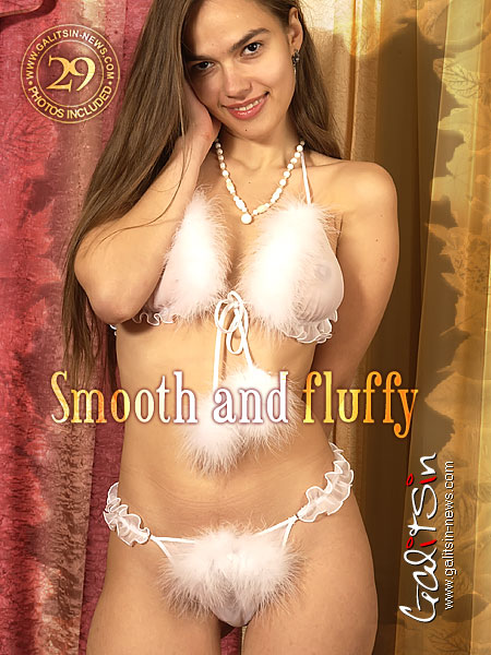 Julietta - `Smooth And Fluffy` - by Galitsin for GALITSIN-NEWS