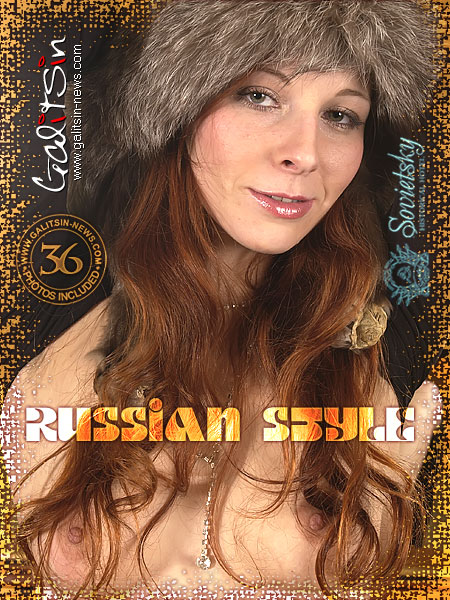 Paula - `Russian Style` - by Galitsin for GALITSIN-NEWS