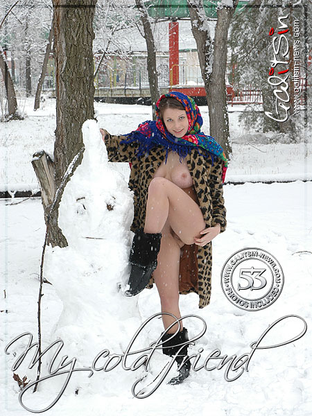 Katia - `My Cold Friend` - by Galitsin for GALITSIN-NEWS