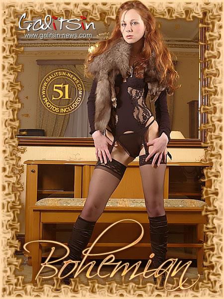 Paula - `Bohemian` - by Galitsin for GALITSIN-NEWS