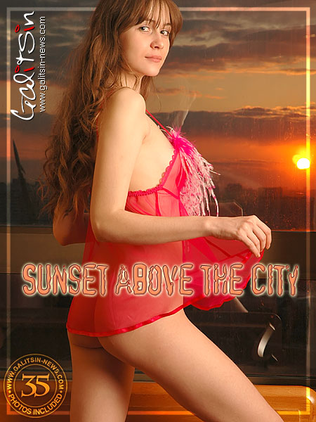 Belka - `Sunset Above The City` - by Galitsin for GALITSIN-NEWS