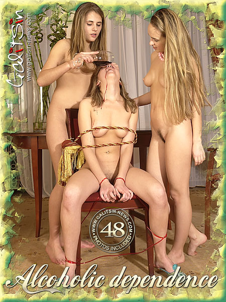 Dunyasha & Kristina&Nastya - `Alcoholic Dependence` - by Galitsin for GALITSIN-NEWS