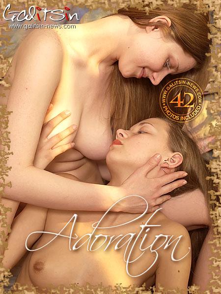 Alice & Alina - `Adoration` - by Galitsin for GALITSIN-NEWS