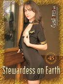 Stewardess On Earth