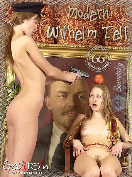 Milla & Sandra - `Modern Wilhelm Tell` - by Galitsin for GALITSIN-NEWS