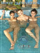 Christina & Julietta & Valentina - Water Gymnastics
