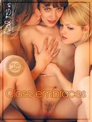 Alice & Liza & Sandra in Close Embraces gallery from GALITSIN-NEWS by Galitsin