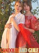 Katia & Krista - Candour And Guile