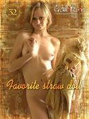 Favorite Straw Doll