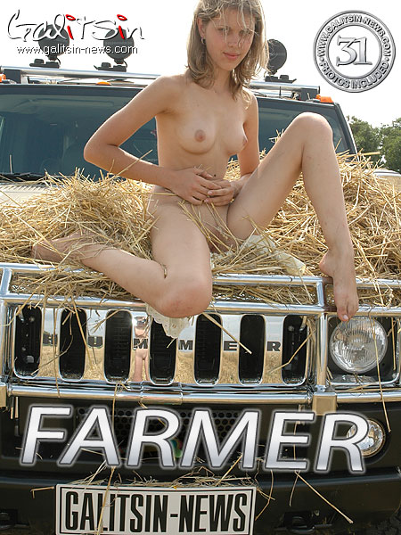 Katrin - `Farmer` - by Galitsin for GALITSIN-NEWS