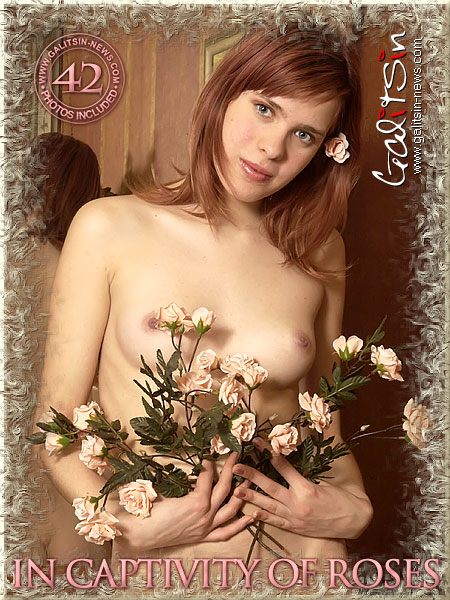 Zina - `In Captivity Of Roses` - by Galitsin for GALITSIN-NEWS