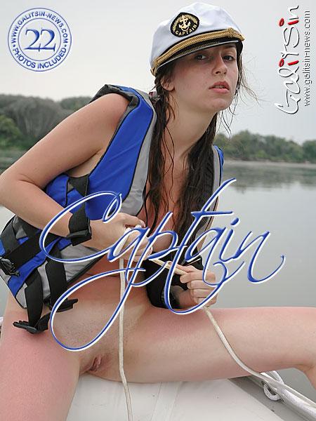 Nusia - `Captain` - by Galitsin for GALITSIN-NEWS