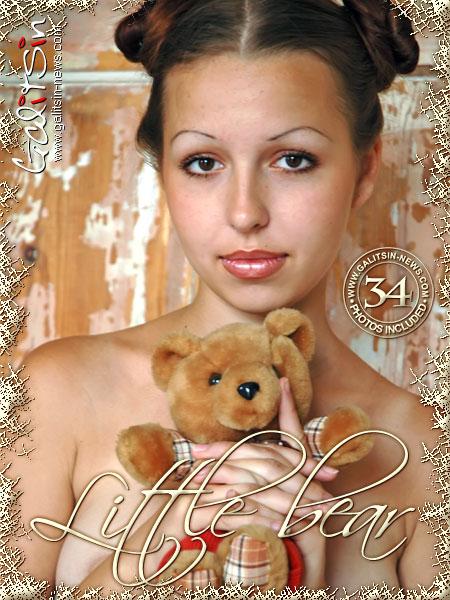 Abelina - `Little Bear` - by Galitsin for GALITSIN-NEWS