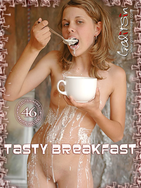 Katrin - `Tasty Breakfast` - by Galitsin for GALITSIN-NEWS