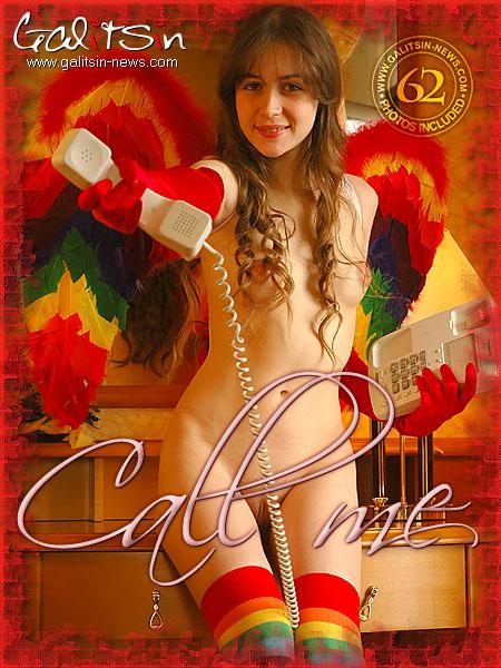 Belka - `Call Me` - by Galitsin for GALITSIN-NEWS