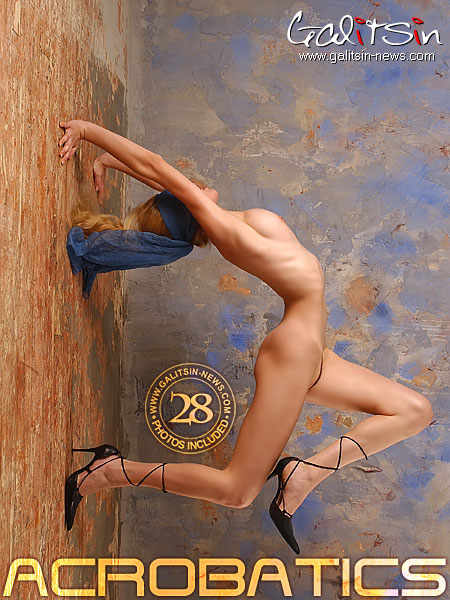 Zlata - `Acrobatics` - by Galitsin for GALITSIN-NEWS