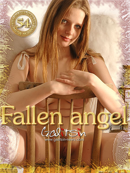 Alina - `Fallen Angel` - by Galitsin for GALITSIN-NEWS