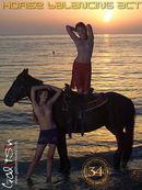 Horse Balancing Act