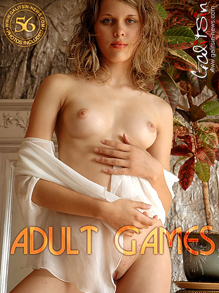 Katrin - `Adult Games` - by Galitsin for GALITSIN-NEWS