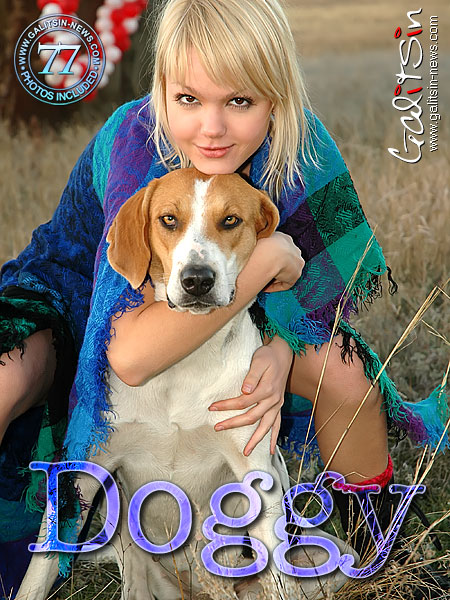 Liza - `Doggy` - by Galitsin for GALITSIN-NEWS