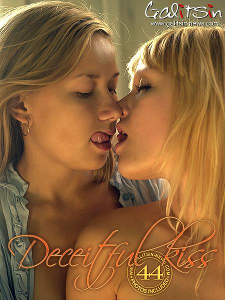 Alice & Liza - `Deceitful Kiss` - by Galitsin for GALITSIN-NEWS