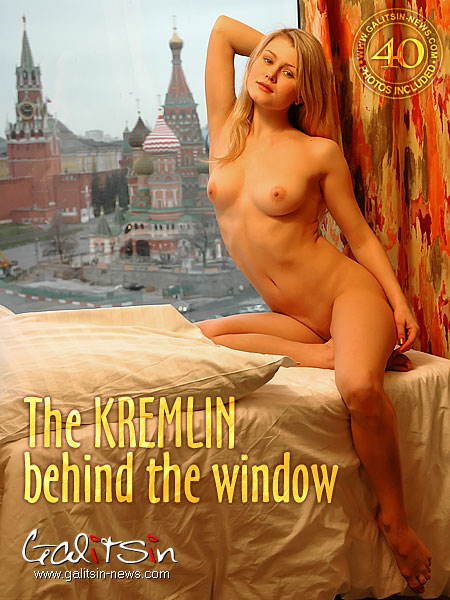 Varvara - `The Kremlin Behind The Window` - by Galitsin for GALITSIN-NEWS