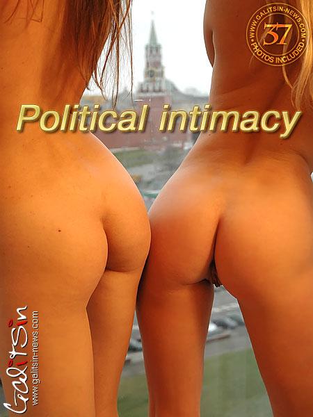 Valentina & Varvara - `Political Intimacy` - by Galitsin for GALITSIN-NEWS