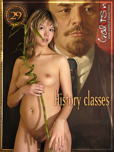Dunyasha - `History Classes` - by Galitsin for GALITSIN-NEWS