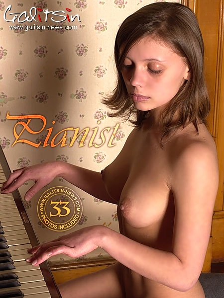 Sveta - `Pianist` - by Galitsin for GALITSIN-NEWS
